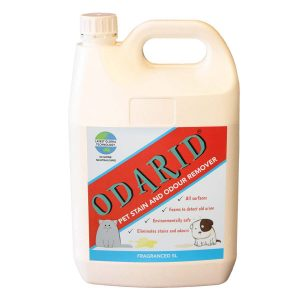 Pet Stain and Odour Remover – Fragranced – 5L