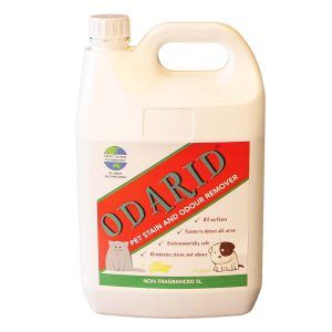 Pet Stain and Odour Remover – Non Fragranced – 5L